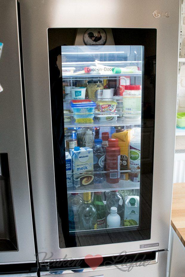 Wat ligt er in mijn koelkast