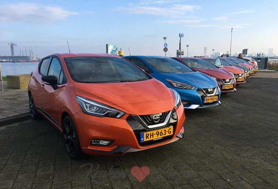 Drie maanden rijden in de Nissan Micra! + gezonde snacks voor onderweg