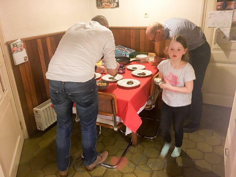 Een kijkje in de keuken week 52