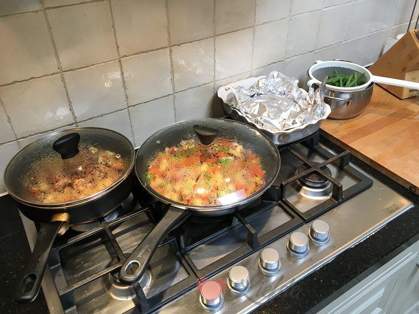 Een kijkje in de keuken week 6