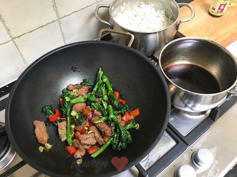 Een kijkje in de keuken week 7