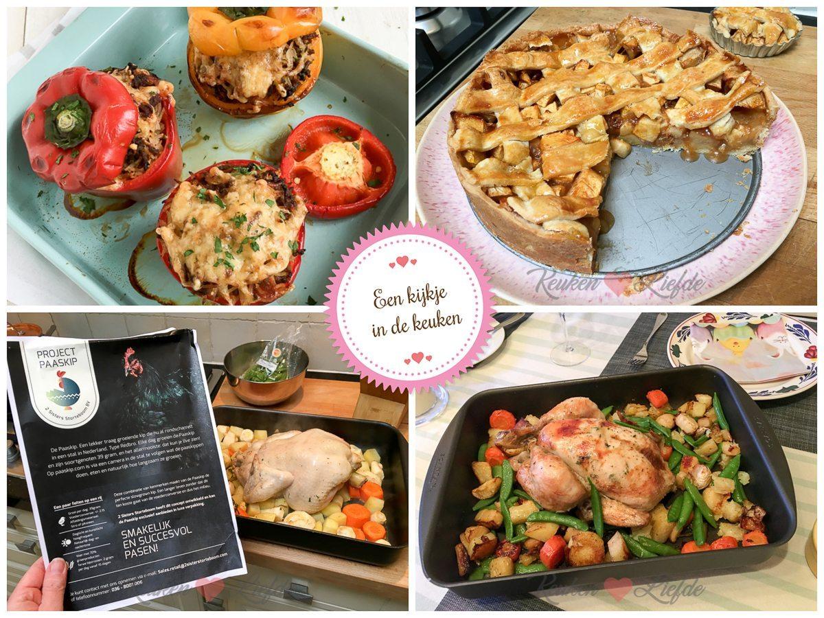 Een kijkje in de keuken week 11