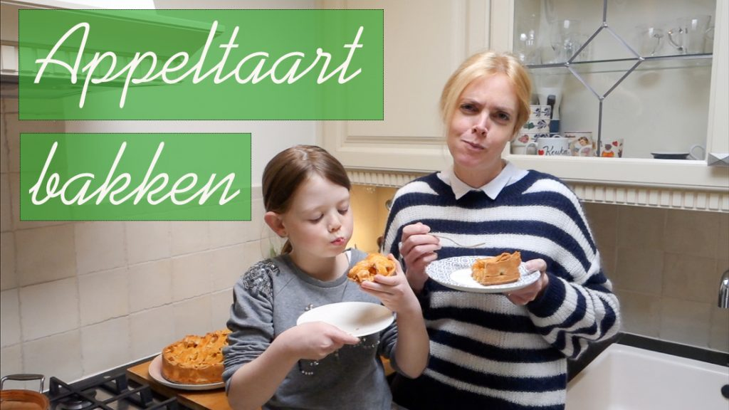 Appeltaart (met video!)