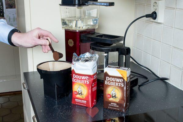 Organiseer een koffietafel (high coffee!)