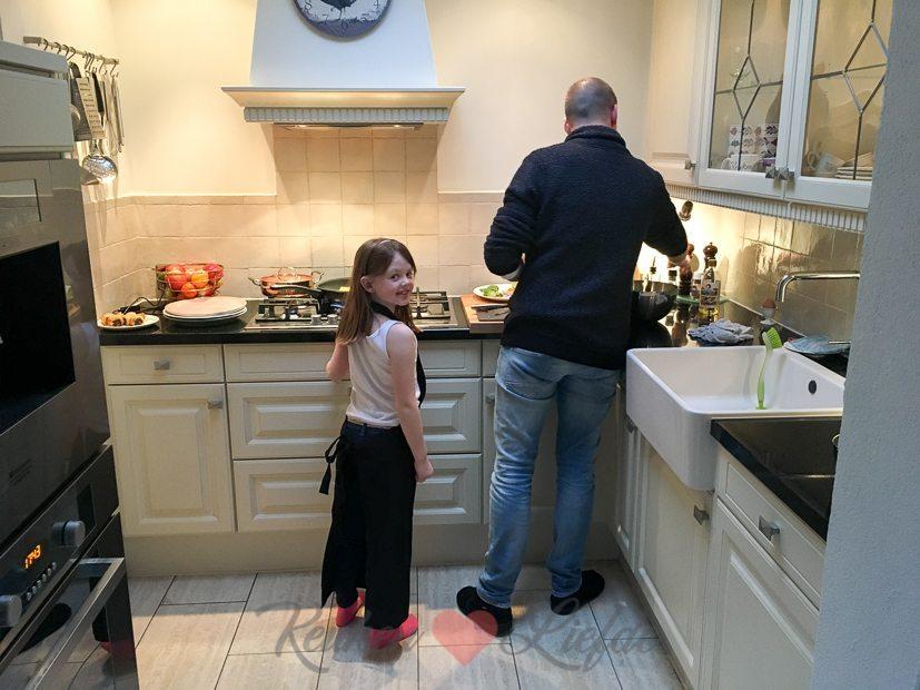 Een kijkje in de keuken week 9