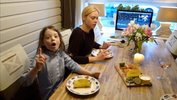 Weekvlog #8 - No bake stroopwafeltaart en Vietnamese rijsttafel!