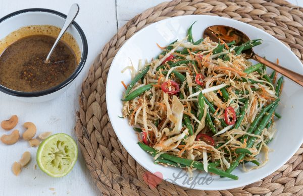 Balinese salade
