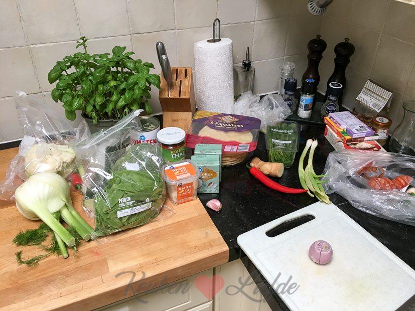 Een kijkje in de keuken week 20