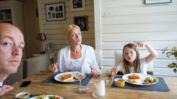 Verse tomatensoep van Ella en 12-uurtje à la Johan! - Weekvlog #23