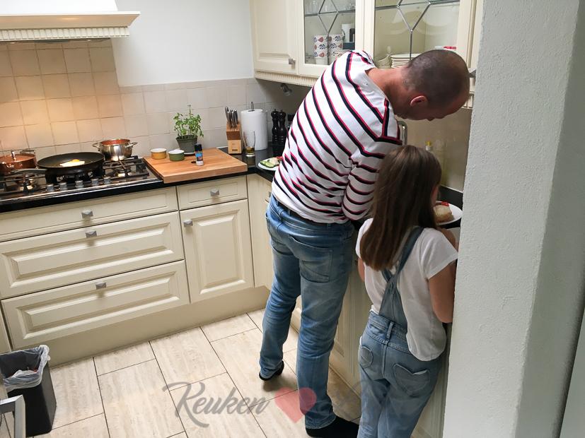 Een kijkje in de keuken week 25