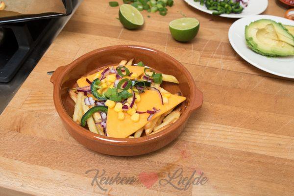 Mexicaanse ovenfriet