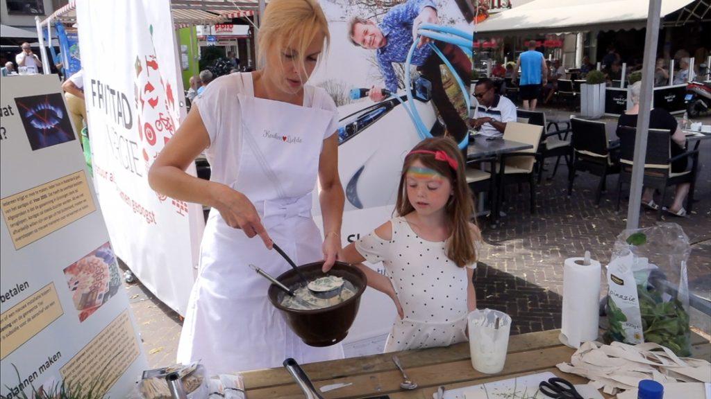 Weekvlog #25 - Stiekem chocolaatjes eten en koken op inductie!