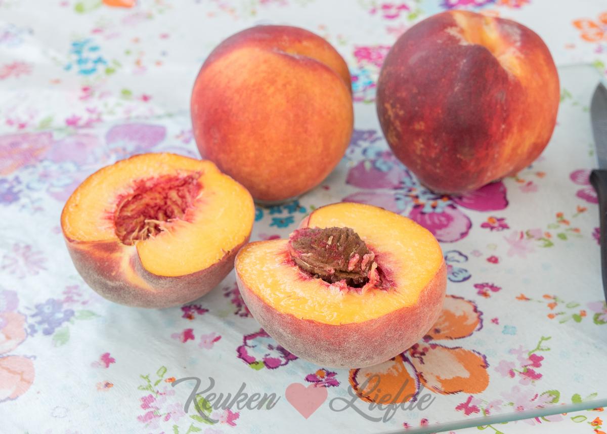5 gezondheidsvoordelen van perzik