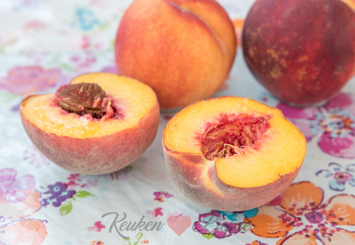 5 gezondheidsvoordelen van perziken