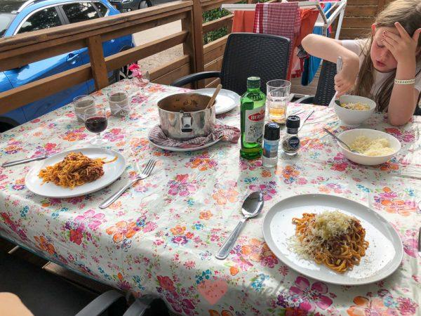 Koken op de camping in Italië: tips + recepten!