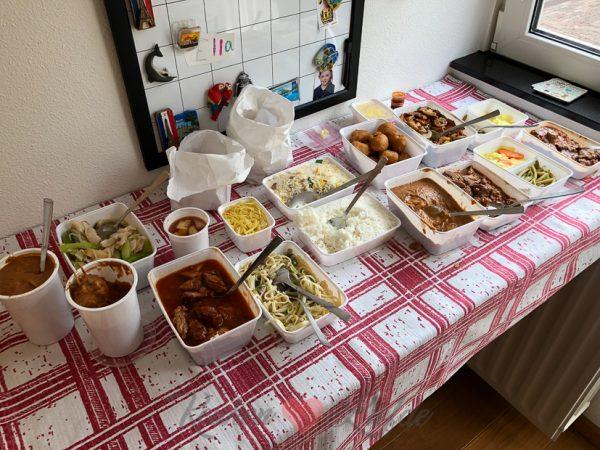 Een kijkje in de keuken week 33