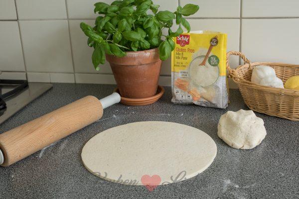 Glutenvrij pizzadeeg