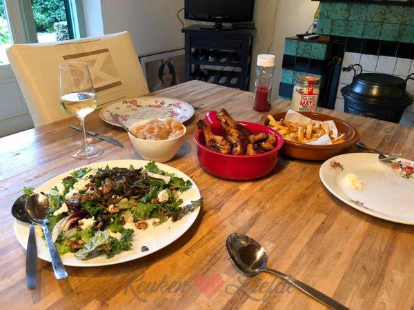 Een kijkje in de keuken week 38