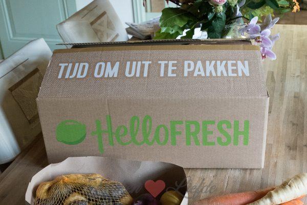 Viergangen-kerstdiner met HelloFresh