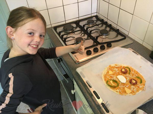 Een kijkje in de keuken week 40