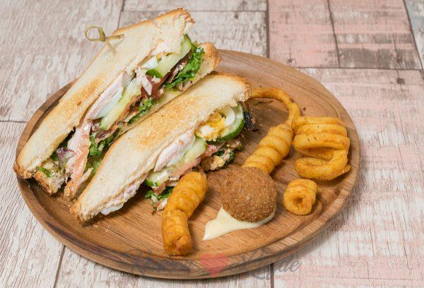 Mijn ultieme club sandwich