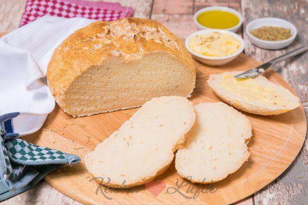 Rustiek glutenvrij brood