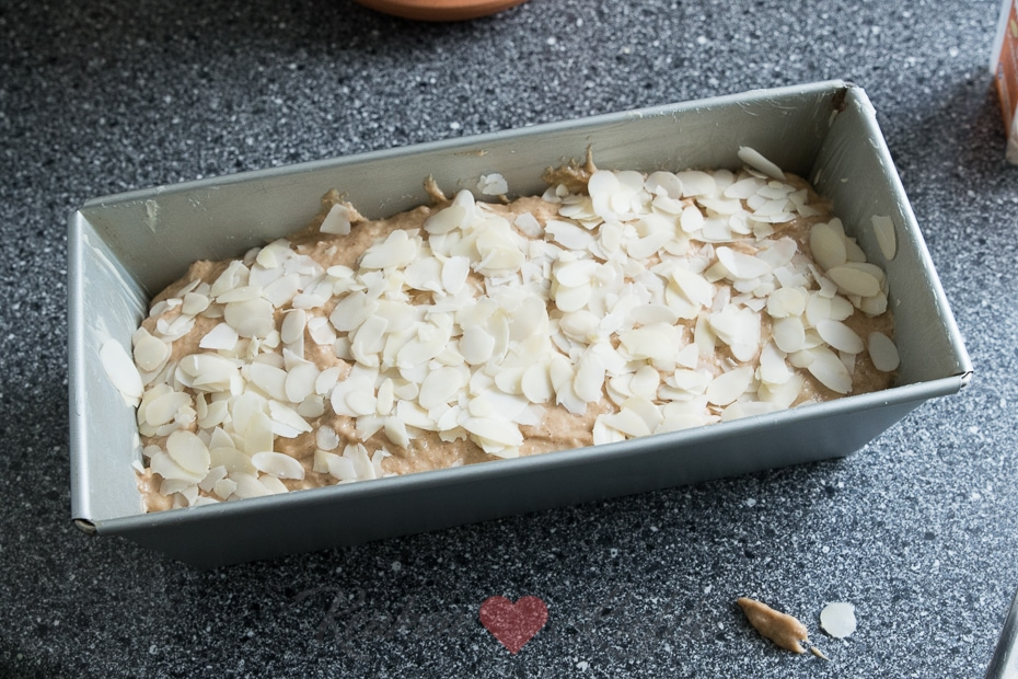 Speculaas bananenbrood