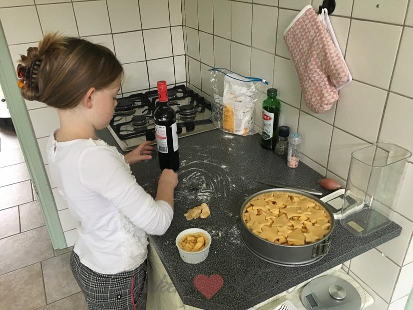 Een kijkje in de keuken week #45-2018