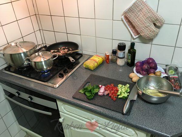 Een kijkje in de keuken week 48