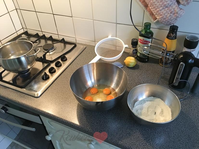 Een kijkje in de keuken week 49
