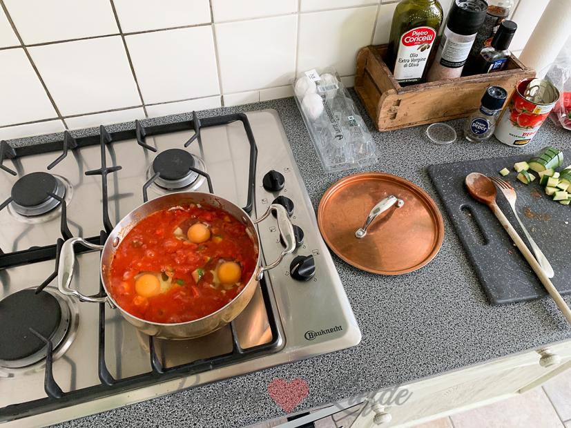 Een kijkje in de keuken week 4-2019