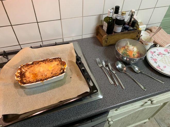 Een kijkje in de keuken week 8-2019