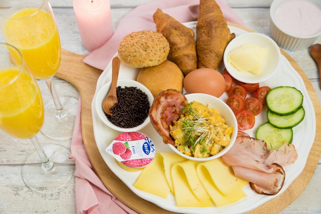 Zo maak je zelf een uitgebreid ontbijt