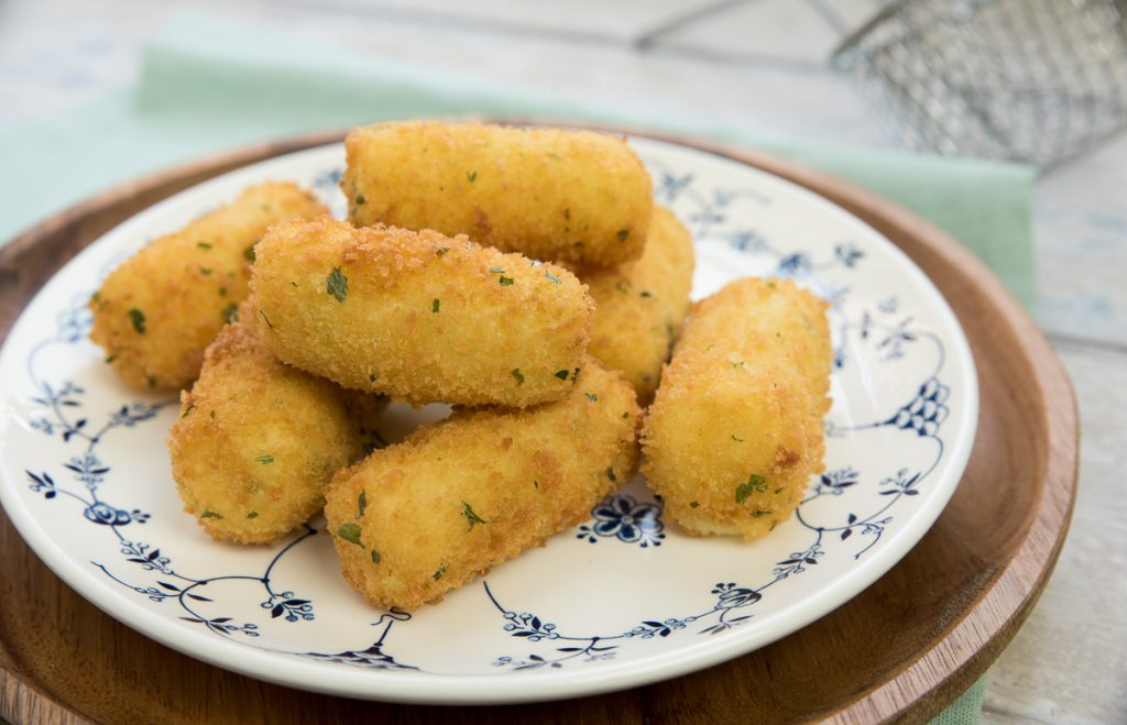 Aardappelkroketjes