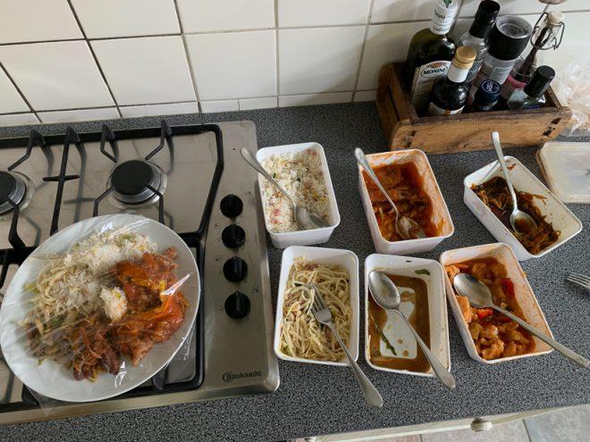 Een kijkje in de keuken week 12-2019