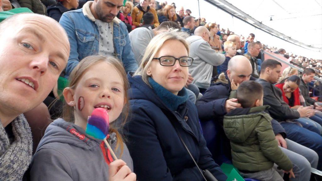 Voetbalfeest in De Kuip en Ella-Marie vlogt! - vlog #31
