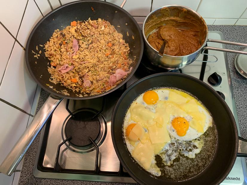 Een kijkje in de keuken week 9-2019