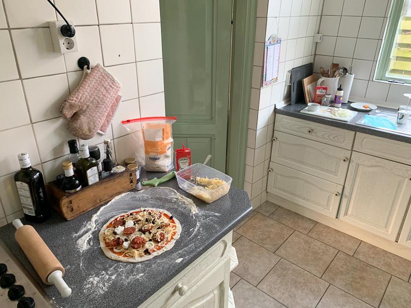 Een kijkje in de keuken week 13-2019