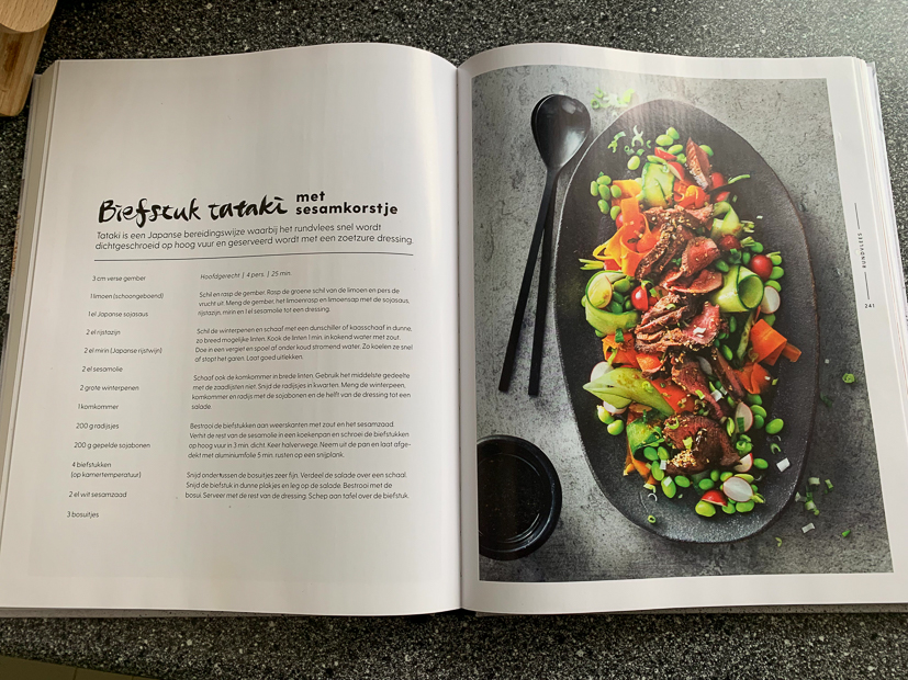 Een kijkje in de keuken week 14-2019