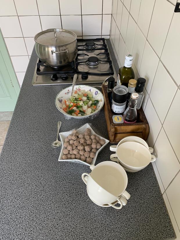 Een kijkje in de keuken week 16-2019