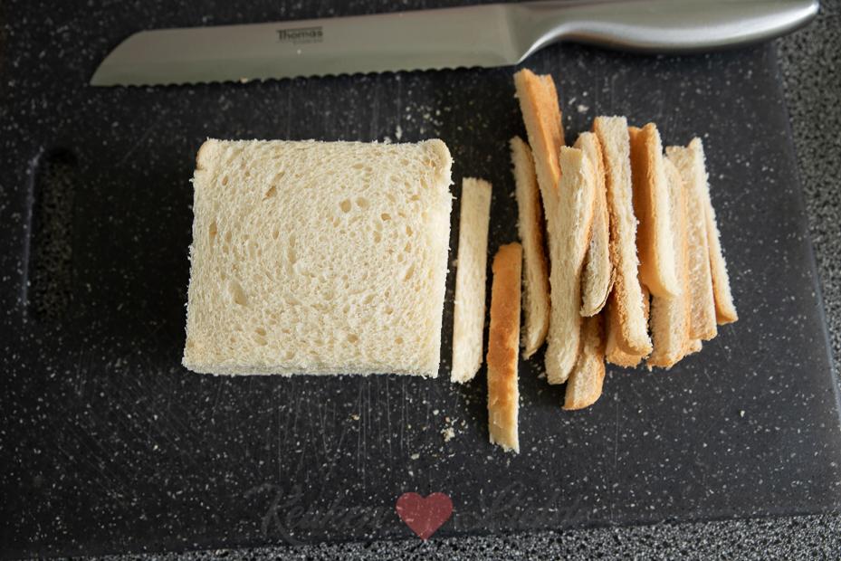 Broodquiche met spek en ei