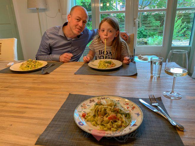 Een kijkje in de keuken week 21-2019