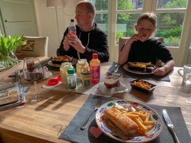 Een kijkje in de keuken week 18-2019