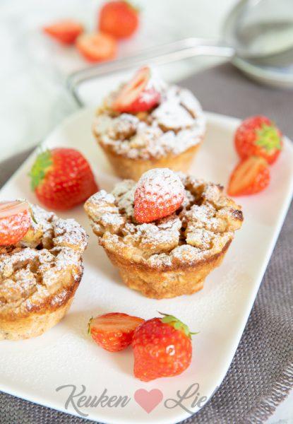 Wentelteef muffins
