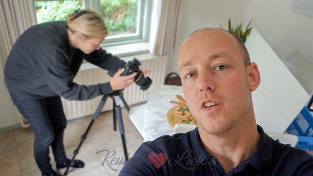 Boodschappen doen in Duitsland en Johan kookt voor KeukenLiefde! - vlog #36