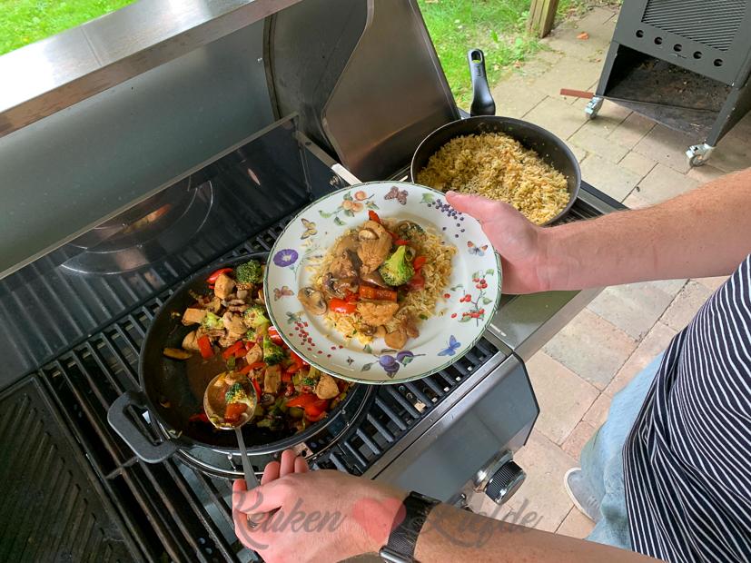 Een kijkje in de keuken week 29-2019