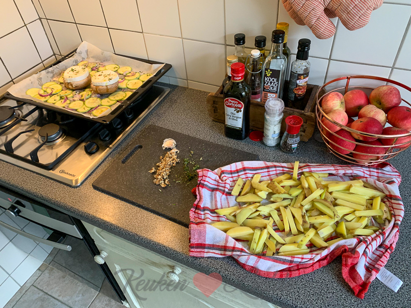 Een kijkje in de keuken week 33-2019