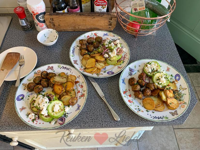 Een kijkje in de keuken week 34-2019