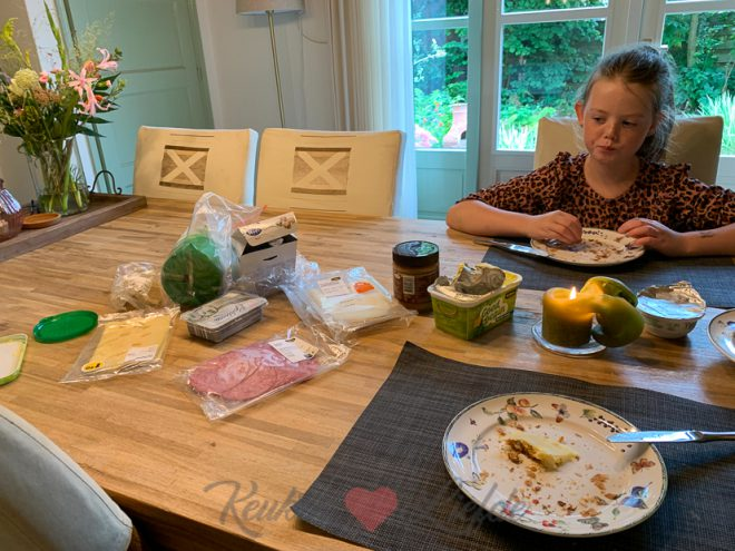 Een kijkje in de keuken week 37-2019