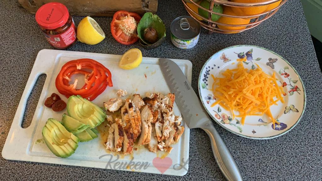 Een kijkje in de keuken week 38-2019